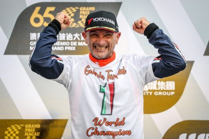WTCR champion Gabriele Tarquini almost retired after '09 WTCC title