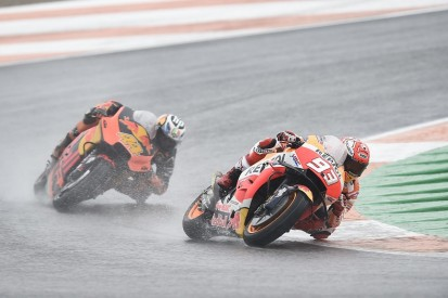 Marc Marquez: Valencia 'my first big mistake' of 2018 MotoGP season