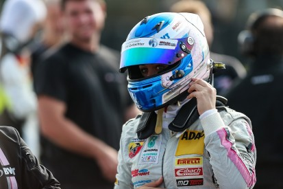 Macau GP: Sophia Florsch has seven-hour operation after crash