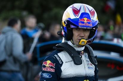 WRC champion Sebastien Ogier questioned why he's leaving M-Sport