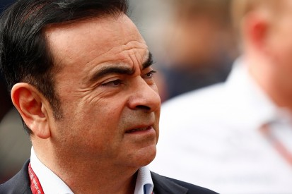 Carlos Ghosn, architect of Renault Formula 1 return, to be sacked
