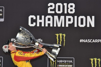 Joey Logano: I justified my 2018 NASCAR title favourite claim