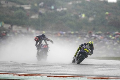 Rossi and Vinales believe they lost a Yamaha one-two at Valencia