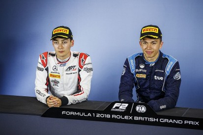 Albon: Focus is on F2 title fight, not Toro Rosso 2019 F1 links