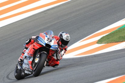Danilo Petrucci: 'Emotional' Ducati test like 'first day at school'