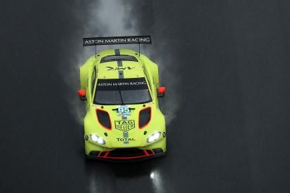 Aston Martin's WEC victory wait with new Vantage 'felt like 1000 years'