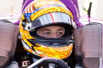 Santino Ferrucci seals 2019 Dale Coyne Racing IndyCar Series seat