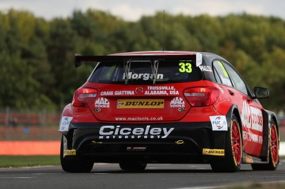 Renault Clio star Rowbottom gets 2019 Ciceley Mercedes BTCC seat