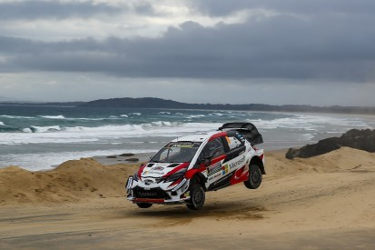 'Middle of nowhere' Rally Australia finale frustrates WRC teams