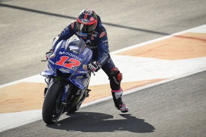 MotoGP testing: Vinales tops final day of post-season Valencia running