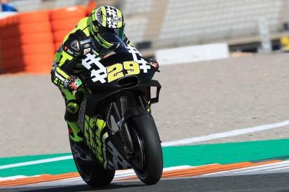 Iannone expected Aprilia bike to be 'worse' at Valencia MotoGP test