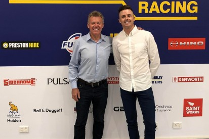 Mark Winterbottom completes Team 18 Holden 2019 Supercars move