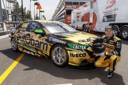 Craig Lowndes gets golden retro livery for Supercars farewell