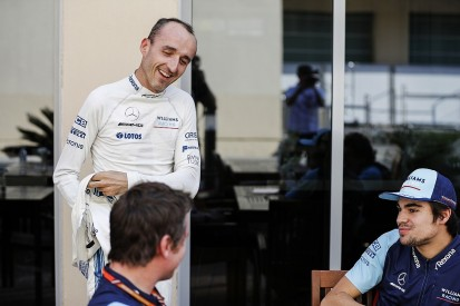 Robert Kubica to begin 2019 F1 work with Williams in Abu Dhabi FP1