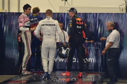 Max Verstappen: Esteban Ocon shove 'could have been much worse'