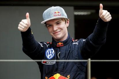 Red Bull's Dan Ticktum feeling 'no pressure' on F2 debut