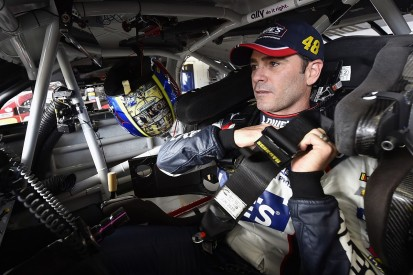 Jimmie Johnson: 2018 my most difficult NASCAR Cup season