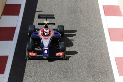 Abu Dhabi GP3: Giuliano Alesi fastest in last ever practice session