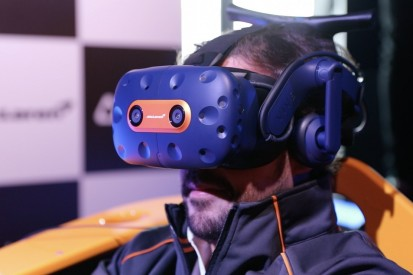 McLaren launches special Formula 1 VR headset and games