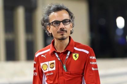 Ferrari's new ex-FIA F1 sporting director Laurent Mekies makes debut