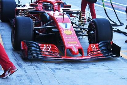 Why Ferrari's 2019 F1 front wing test was of limited use