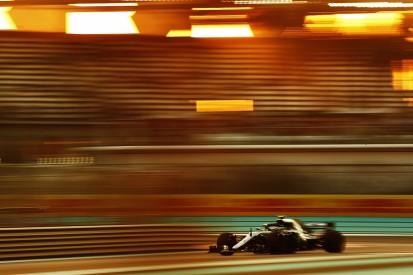 Abu Dhabi GP practice two: Valtteri Bottas fastest for Mercedes