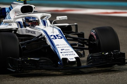 Sergey Sirotkin: Weird to have 'worst run of the year' in Abu Dhabi