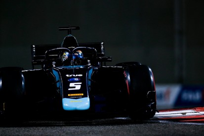 F2 Abu Dhabi: Tyre warm-up issue led to low grid spot, says Albon