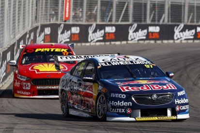 Van Gisbergen closes up Supercars title race with last-lap pass to win