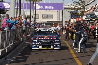 Investigation threatens van Gisbergen's crucial Supercars win