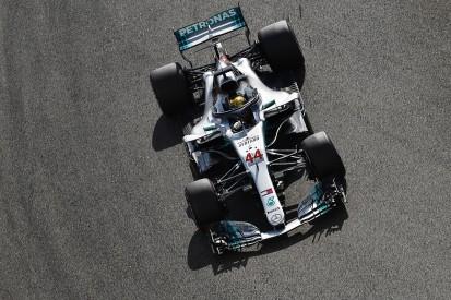 Lewis Hamilton fastest in Abu Dhabi GP final F1 practice