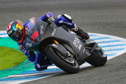 MotoGP rider Smith 'positively surprised' after first MotoE test