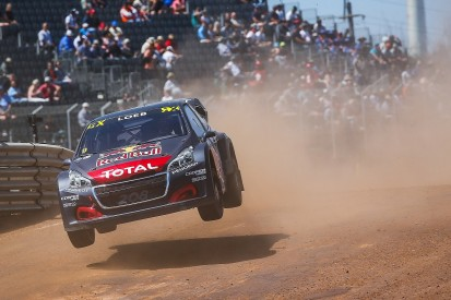 Killarney World Rallycross: Sebastien Loeb fastest on day one