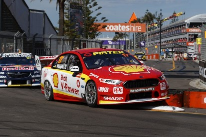 Supercars Newcastle: Penske's McLaughlin seals the title in finale