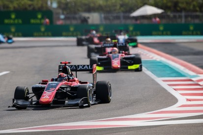 GP3 Abu Dhabi: Mazepin claims win in series' last ever race