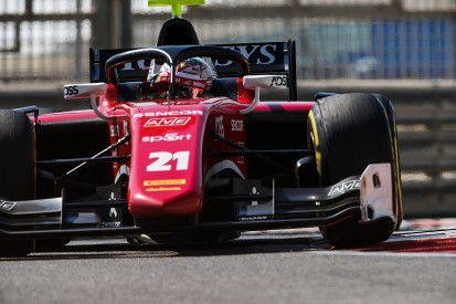 F2 Abu Dhabi: Fuoco wins season finale, Norris seals P2 in points