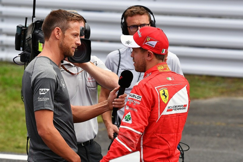Formula 1 champion Button to become Sky Sports pundit in 2019