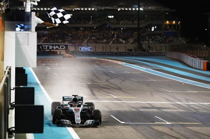 Lewis Hamilton wins 2018 F1 Abu Dhabi Grand Prix