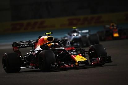 Abu Dhabi F1 strategy left Ricciardo 'out of reach' of lead battle