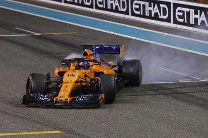 F1 stewards surprised by Fernando Alonso Abu Dhabi corner cutting