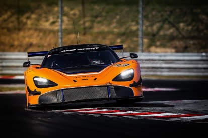 McLaren announces race debut for its new 720S GT3 car