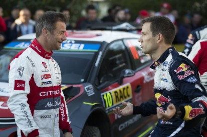 Ogier: WRC rules too generous to guest drivers like Loeb
