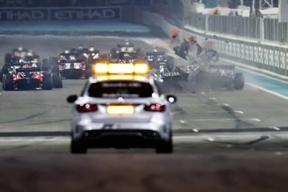 Williams F1 recruit Russell wants F2 start improvements after crash