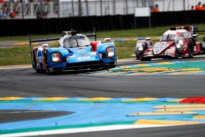 Michelin instigates WEC tyre programme with LMP1 privateers