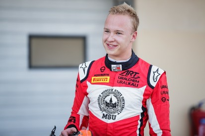 GP3 runner-up Nikita Mazepin graduates to F2 for 2019 with ART