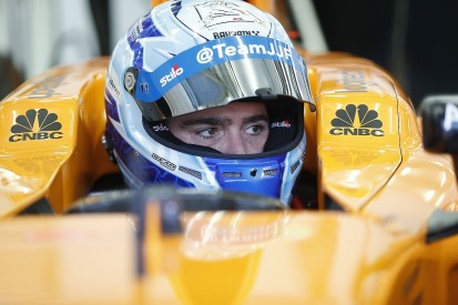 NASCAR's Jimmie Johnson eyes IndyCar road course race after F1 test