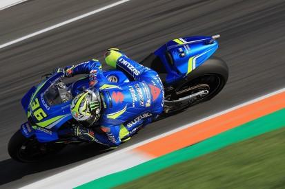 Suzuki rookie Joan Mir: MotoGP suits me much better than Moto2