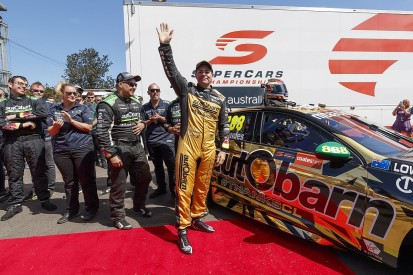 Craig Lowndes 'numb' as retirement from full-time Supercars begins