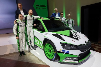 Skoda Motorsport scales back for 2019 WRC2 season, Tidemand exits