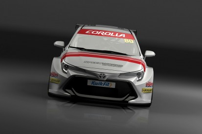 Toyota GB returns as BTCC manufacturer with Speedworks for 2019